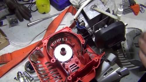 Бензокоса Elitech Т 750в Видео