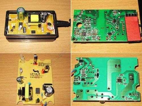 Как заменить отвертку зарядным устройством
