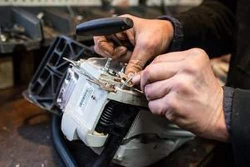 Как Почистить Топливный Фильтр Бензопилы Stihl 180