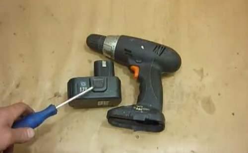 Как Разобрать Аккумулятор Шуруповерта Bosch 14 4