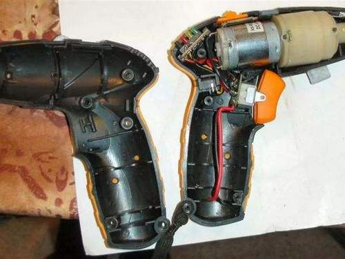 Как Разобрать Аккумулятор Шуруповерта Hitachi