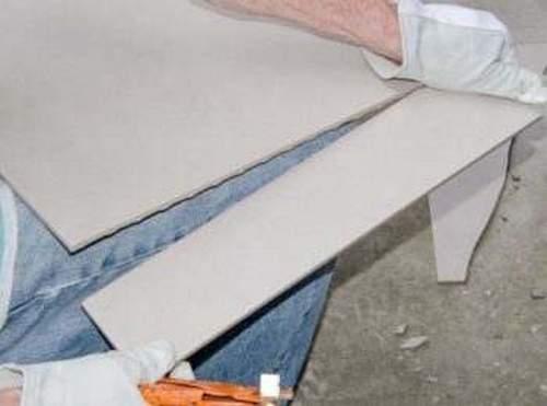 Как Разрезать Керамогранит Без Плиткореза