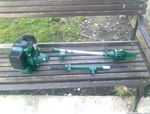 Как сделать лодочный мотор из газонокосилки