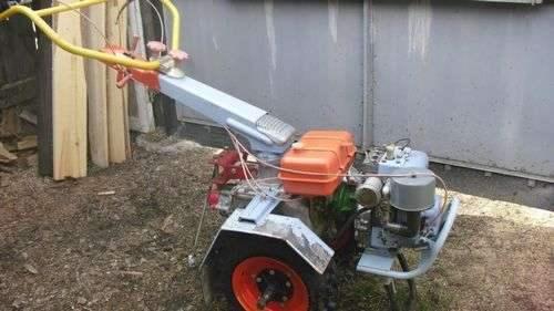 Мотоблок MB 90 замена двигателя