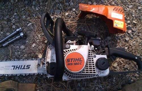 Бензопила Stihl Doesn't Work Reasons