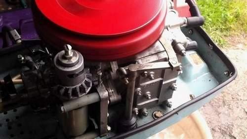 Переделка Лодочного Мотора Замена Двигателя От Газонокосилки