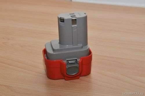 Внесение изменений в зарядное устройство отвертки Makita