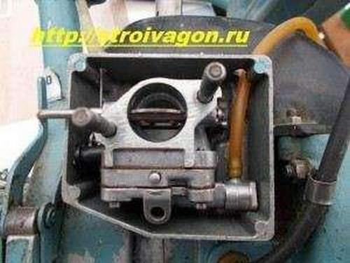 Регулировка Карбюратора Бензопилы Урал 2т Электрон