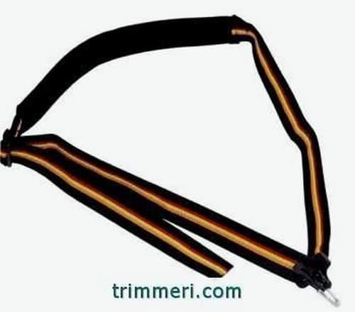 Ремень Для Триммера Как Собрать
