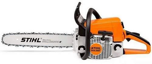 Stihl 250 Не Развивает Обороты Причина