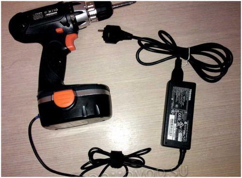 Как Переделать Аккумуляторный Шуруповерт На Электрический