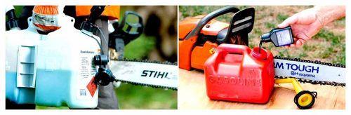 Бензопила Stihl 180 Как Разбавить Бензин